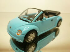 MINICHAMPS VOLKSWAGEN BEETLE CONCEPT 1 1994 CONVERTIBLE - BLUE (rare color) 1:43