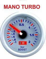 GAMME + 15 MANOMETRES! SUPERBE MANOMETRE PRESSION TURBO 100% COMPLET MONTAGE 5mn