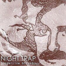NIGHT TRAP Borderline Breakdown CD BLUES ROCK