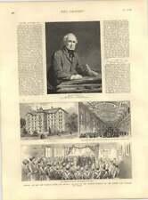 1887 Samuel Cousins London Hospital Nursing Home Opened