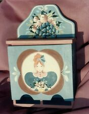 HELEN CAVIN Rosie Decorative Tole Painting Pattern Packet