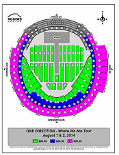 One Direction WWAT, Toronto (rogers centre), 08/02/14