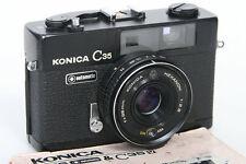 Konica C35 Automatic Camera (Black)