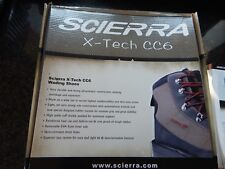 SCIERRA X-TECH CC6  WADING BOOTS SIZE 7 CLEATED SOLE