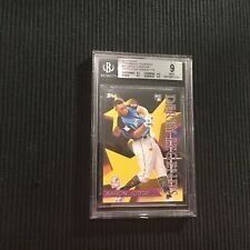 2017 TOPPS TBT #92 AARON JUDGE *ROOKIE DERBY LEGENDS BGS 9 MINT*  3-9.5 SUBS