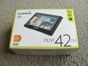 Brand New Garmin nüvi 42LM 4.3-Inch Portable Vehicle GPS with Lifetime Maps (US)