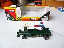 Lotus 80 Martini Essex Mario Andretti #1 Polistil 1/41 avec décalcomanies F1