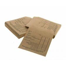 Pukka Post Brown Plain Self Seal Manilla Wage Envelopes Wallet (pack of 50)