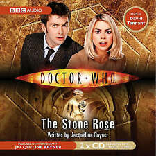 Doctor Who - The Stone Rose by Jacqueline Rayner (2-Disc CD-Audio, 2006)