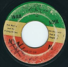 "Bob Marley & The Wailers - Stir It Up / This Train - Wail N Soul 7"" 45T Rare ♫"