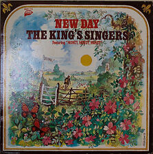 THE KING'S SINGERS: New Day-NM1980LP