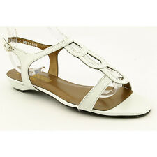 California Magdesians Slingbacks size 7 White Leather Beautiful Women`s Shoes