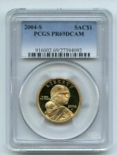 2004 S $1 Sacagawea Dollar PCGS PR69DCAM