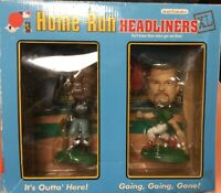 Home Run Headliners XL - Ken Griffey Jr /Mark McGwire Figures
