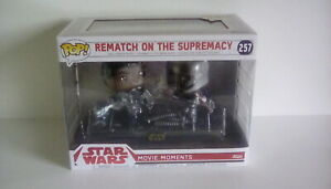 FUNKO POP! STAR WARS - MOVIE MOMENTS - REMATCH ON THE SUPREMACY #257 (C1)