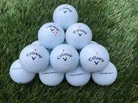 100 AAAAA MINT Golf Balls Assorted Brands Mint Condition You Choose