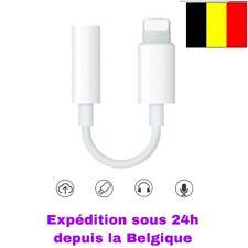 adaptateur jack iphone