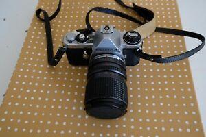 Pentax ME mit Tokina 35-70mm f/3.5 Zoom