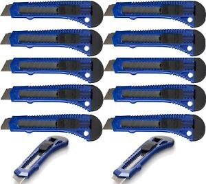 Cutter 18 mm 1-1000 St. Cuttermesser Teppichmesser Paketmesser Kartonmesser DHL!