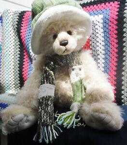 Charlie Bears PJs 2021 Ltd Ed Mohair