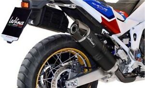HONDA CRF1100 AFRICA TWIN 2020-21 LEOVINCE LV-ONE BLACK EDITION EXHAUST*IN STOCK