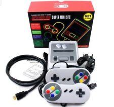 621 Retro Consola De Juegos SNES Mini Retro TV HDMI gamepads Nintendo