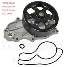 Water Pump + Gasket for Acura RSX Type-S Coupe 2-Door 2.0L l4 02-06 19200PRBA01