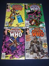 Marvel Premiere Featuring Doctor Who 57-60, Doctor Who 1-23 Full Run 1984 Dr Who