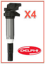 4 Direct Ignition Coils DELPHI Replace BMW/Mini OEM # 12138616153 1.6L 2.0L