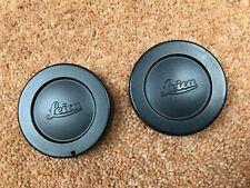 Genuine Leica 42327 52mm Eyepiece Okular Cap X 2 for Televid 77 and 62