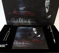 "Montblanc ""Special Edition"" Johannes Brahms Ballpoint Pen #107452- Pristine New!"