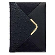 Suki Black Wallet Case Pouch Holder Cover Sleeve for Apple iPad 2/3/4