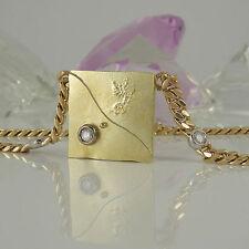 Halsketten aus Gelbgold mit VS Reinheit