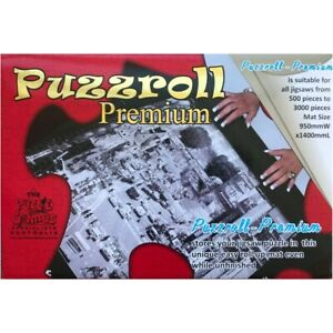 Puzzle Roll Mat For 500 To 3000 Piece Puzzles