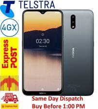"Telstra Nokia 2.3 (4GX, 32GB/2GB 6.2"" Android 10)  Charcoal  AU STOCK"