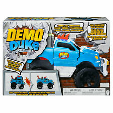 NEW SEALED Demo Duke, Crashing & Transforming Truck w/ Over 100 Sounds & Phrases