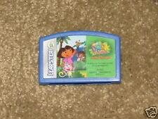 VGC Leapster Nick Jr Dora the Explorer Animal Rescuer learning game cartridge