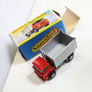 Matchbox Superfast, # 26, GMC Truck unbespielt, ovp. Karton                  (L)