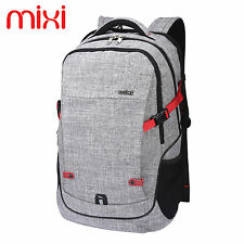 "Mixi 20"" Laptop Backpack School Book Rucksack Travel DayPack Man's Outdoor Pack"