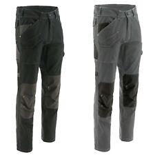 CAT Caterpillar Essentials Trousers Mens Classic Fit Durable Cargo Work Pants