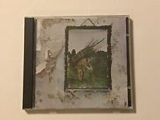 Led Zeppelin printed in japan cd atlantic records import rare oop vhtf