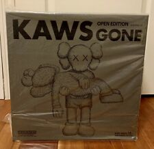 Kaws Gone Companion BFF Vinyl Brown Blue TAKE SHARE Authentic