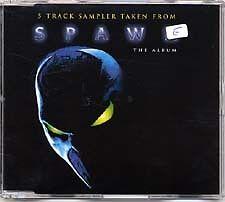 Rare 1997 Spawn Sampler CD Incubus Slayer Filter Korn Silverchair