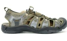 Keen Mens Camouflage Sandals EVOFIT ONE Bungee Strap Cushioned Shoes US 15 EU 48