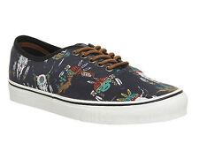 Vans Unisex Authentic Shoe Desert Tribe Blue Graphite, Men SIZE 6.5 Womens 8.0