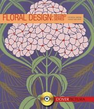 Dover Pictura Electronic Clip Art: Floral Design: Second Series by Alan...