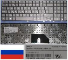 CLAVIER QWERTY RUSSE HP Pavilion DV6-6000 NSK-HWOUS HPMH-634139-251 634139-251