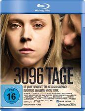3096 TAGE, Die wahre Geschichte der Natascha Kampusch (Blu-ray Disc) NEU+OVP