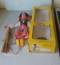 VINTAGE BOXED PELHAM PUPPET  - DUTCH GIRL -  SS2  - 1970S