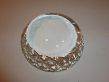 Waterford Crystal Dome Paperweight, Clear Crystal with Diamond Design